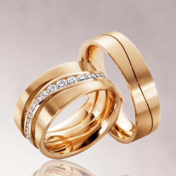Кольцо обручальное 0224