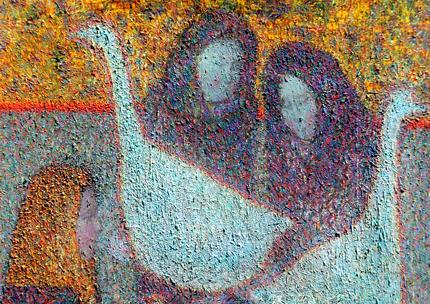 """С 17 ноября по 19 января 2018-го в арт-галерее """"Мануфактура"""" пройдет выставка живописи Дмитрия Коваля """"В ожидании солнца"""""""
