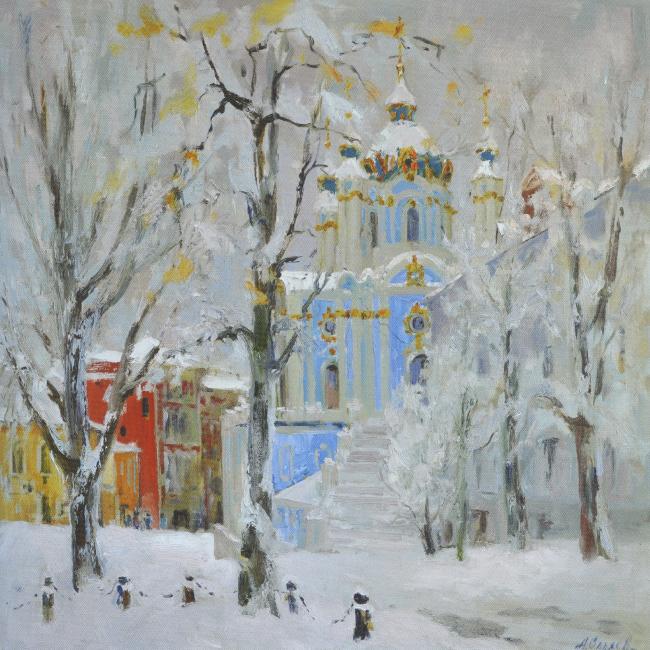 выставка «От Андрея до Николая - от Николая до Василия»