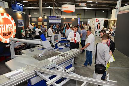 С 12 по 15 марта в МВЦ пройдет 11-я Международная выставка оборудования и инструмента для мебельной промышленности FURN' EQUIP – 2018