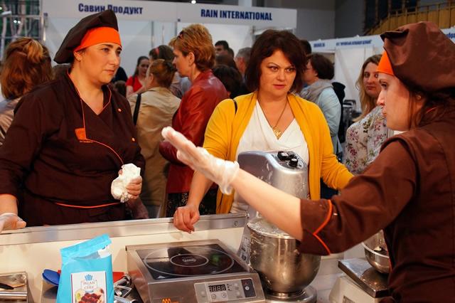 С 23 по 24 марта на НСК Олимпийский пройдет выставка здорового и функционального питания FreeFromFood Ukraine 2018