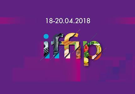 С 18 по 20 апреля в МВЦ пройдет Международный форум пищевой промышленности и упаковки IFFIP – 2018