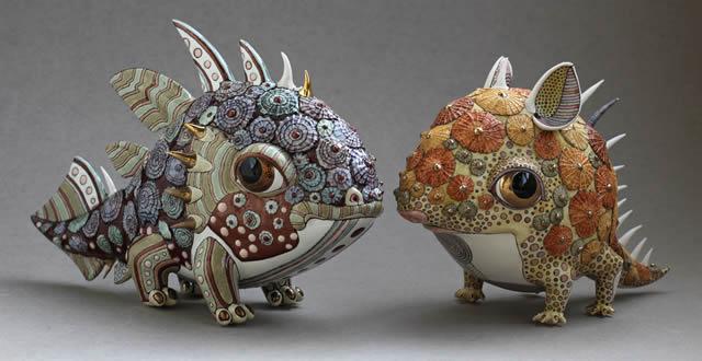 15 марта в арт пространстве «ЦеГлинаАрт» пройдет выставка художественной керамики «ФАКТУРА»