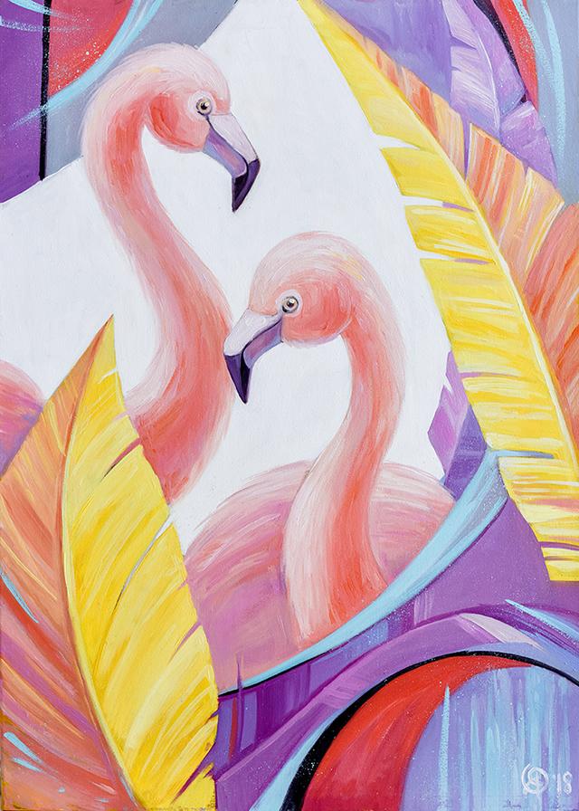 Картина Ольги Яценко №2