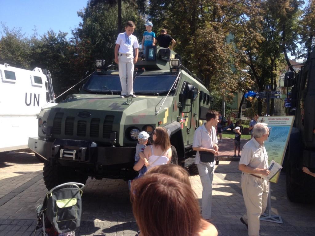 Военная боевая машина КРАЗ