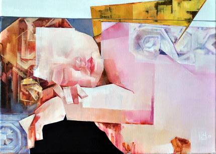 С 21 сентября по 14 октября в LERA LITVINOVA GALLERY проходит выставка Евгения Шаповалова «Обнаженная в цветах»