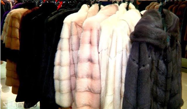 Распродажа шуб из норки в Киеве