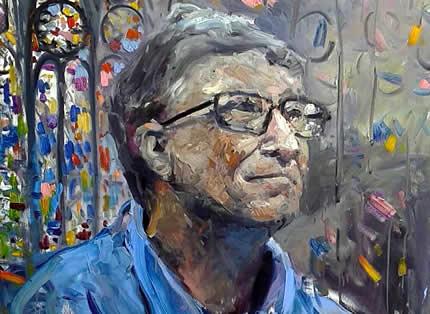 """С 1 по 30 ноября в Lera Litvinova Gallery пройдет арт-проект """"Портрет"""""""