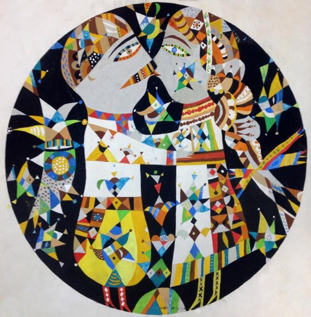 Выставка Саши Праховой