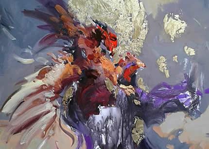 С 14 декабря по 23 января Lera Litvinova Gallery пройдет выставка современного искусства «Зона отклика»