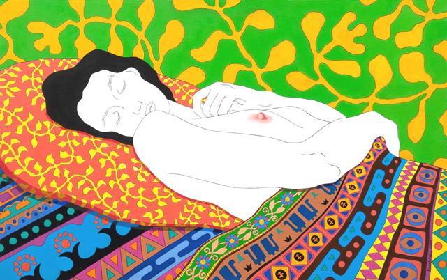 С 24 января по 6 февраля в Lera Litvinova Gallery пройдет персональная выставка Даниила Козелецкого «Morning Elegance»