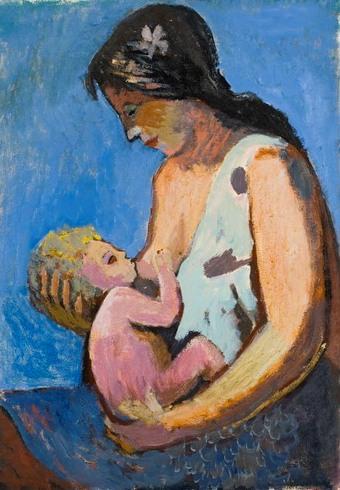 Сельський Р Ю Мати і дитина