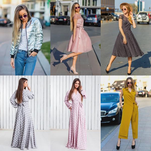 Новая коллекция женской весенней и летней одежды от ТМ Никтан