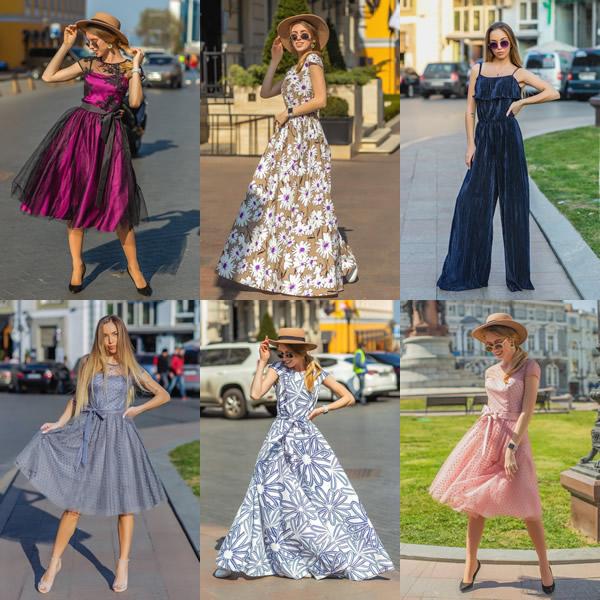 Летние платья для женщин Киев