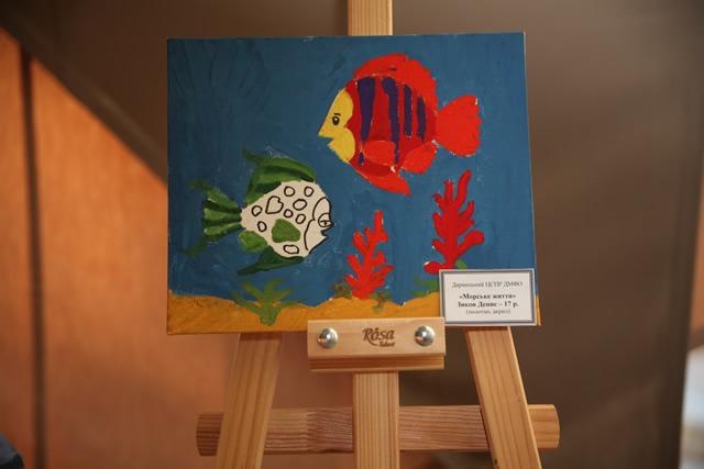 С 7 по 9 февраля в LERA LITVINOVA GALLERY пройдет выставка работ живописи детей и молодежи с инвалидностью «Поверим в себя»