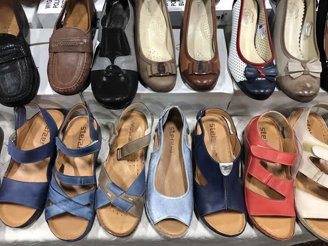 качественная летняя и весенняя обувь для женщин