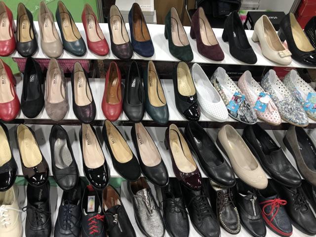распродажа женских туфель