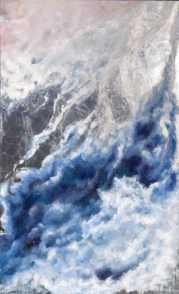 картина Иващенко море