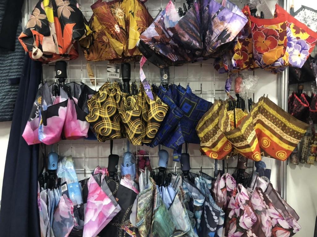 зонты на выставке-ярмарке в Киеве