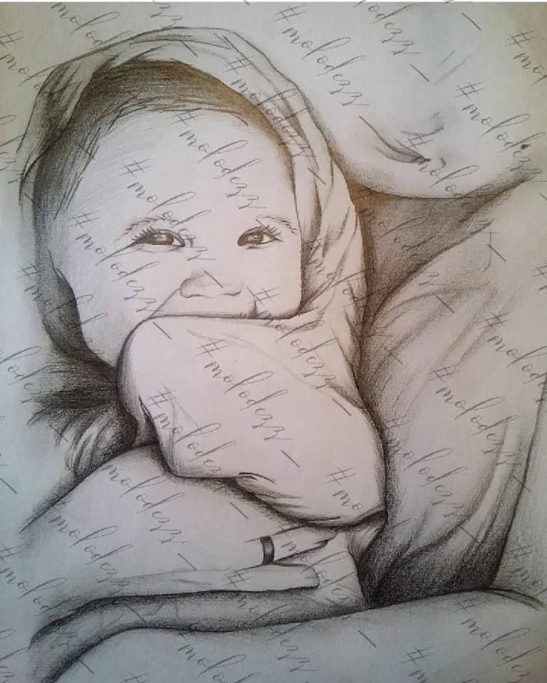 Екатерина Молодец - радость материнства