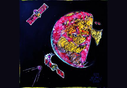 С 6 по 20 апреля в Lera Litvinova Gallery пройдет персональная выставка Аллы Волобуевой «Любовь в солнечном свете»