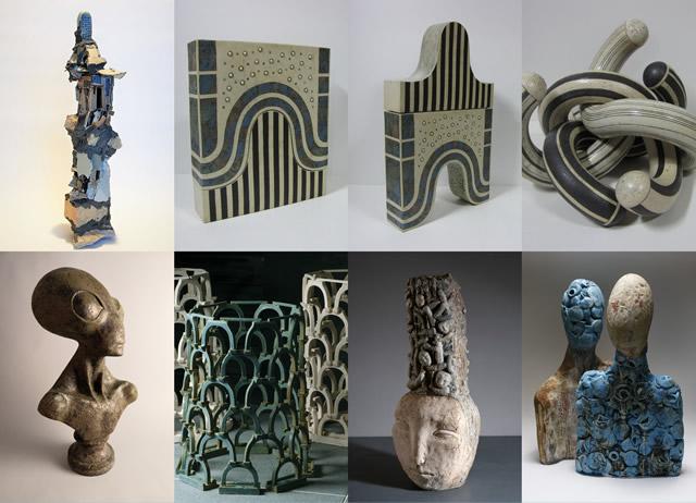 Керамика на выставке ЦеГлинаАрт 2019