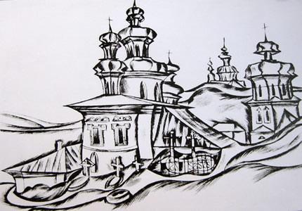 С 16 мая по 16 июня в Музее современного искусства Украины пройдет выставка «Династические хроники»