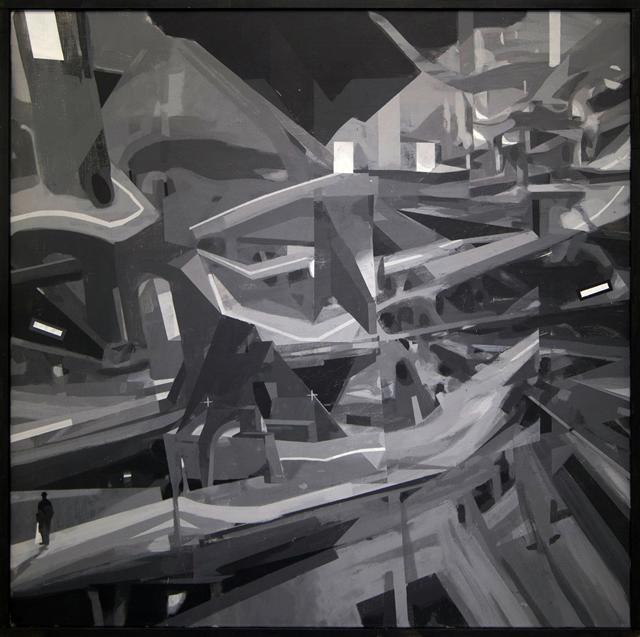 Выставка живописи Павла Лысого. Картина 2