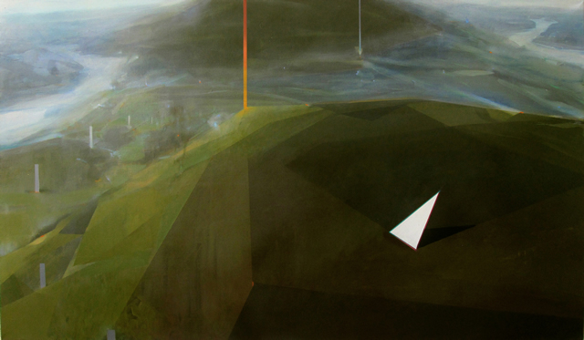 Выставка живописи Павла Лысого. Картина 4