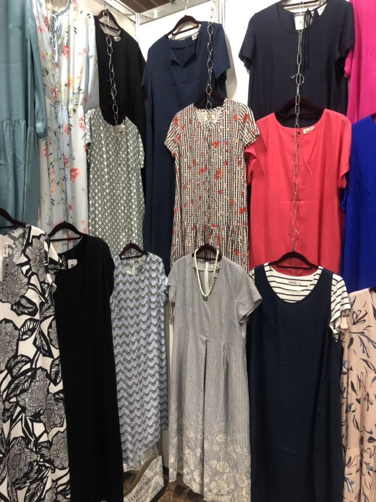 купить платья и блузы от украинского производителя на выставке