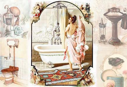 19 мая в Музее истории туалета пройдет выставка-экскурсия «Неизбежная красота. История гигиены »