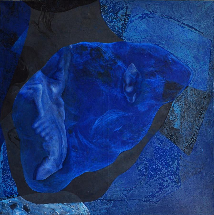 С 1 по 14 июля в галерее «Portal 11» пройдет выставка Ольги Зарембы «Сommunications breakdown»