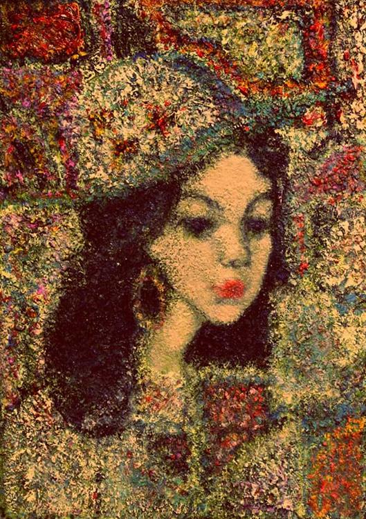 С 27 июля по 20 сентября в арт-галерее Мануфактура пройдет выставка живописи Дмитрия Коваля «Мистификация любви»