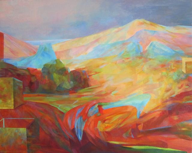 Выставка живописи Светланы Ахрановской годы
