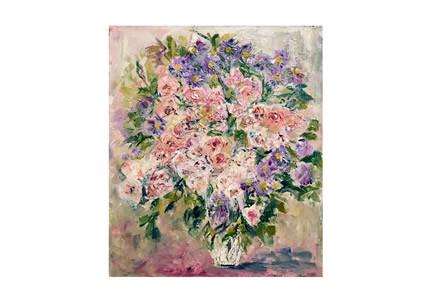 """15 августа в арт-пространстве Lera Litvinova Gallery открывается выставка """"Цветочное настроение"""""""