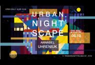 С 20 сентября по 6 октября в галерее Portal 11 пройдет выставка Аннабель Угренюк «Urban Nightscape»