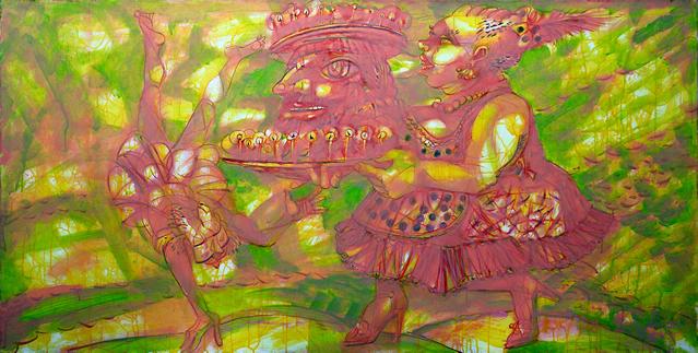"""С 21 сентября по 15 ноября в галерее """"Мануфактура"""" пройдет художественная выставка  «Амбивалентность»"""