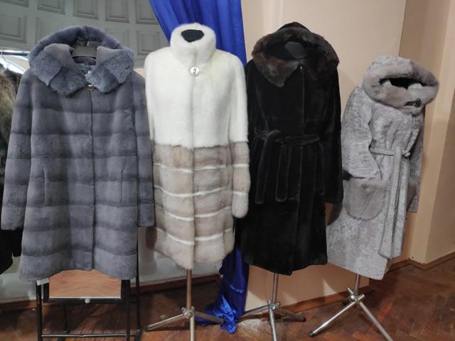 Купить норковую шубу, пальто, полушубок на меховой ярмарке