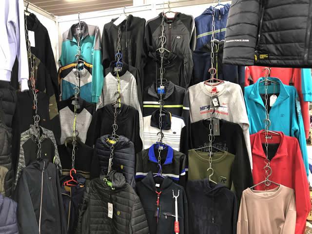 Купить осеннюю куртку, пуховик или спортивный осенний костюм на ярмарке в Киеве