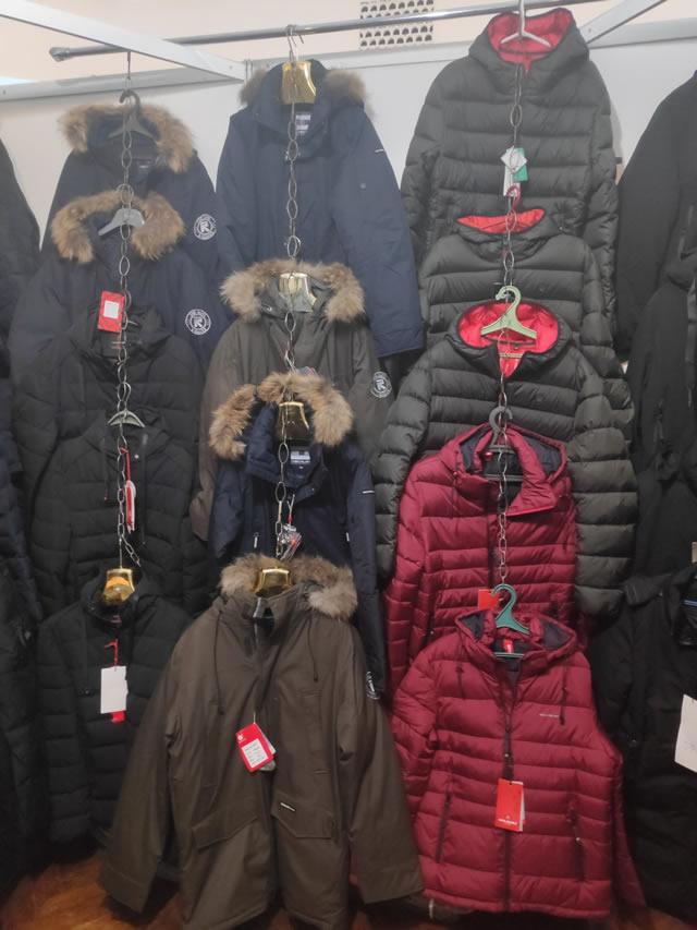Большой выбор мужских курток
