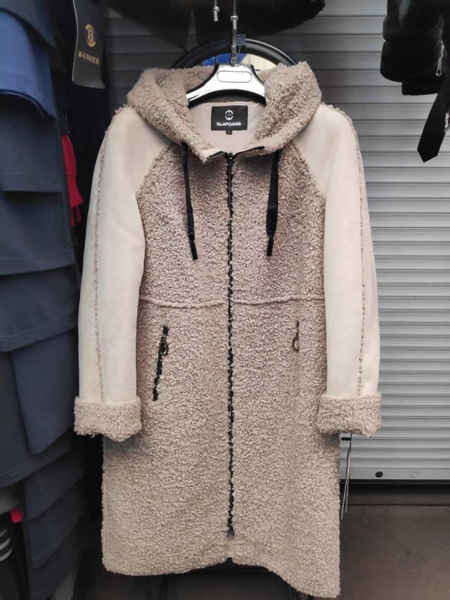 Молодежное демисезонное пальто
