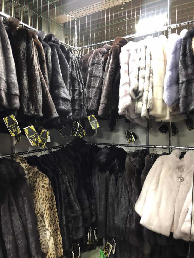 Купить норковую шубу на ярмарке меха в Киеве