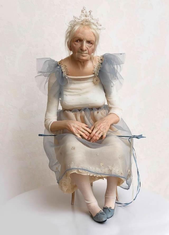 С 10 декабря по 12 января 2020 в Национальном музее Тараса Шевченко пройдет международная выставка авторских кукол и живописи «Кукольное чудо»