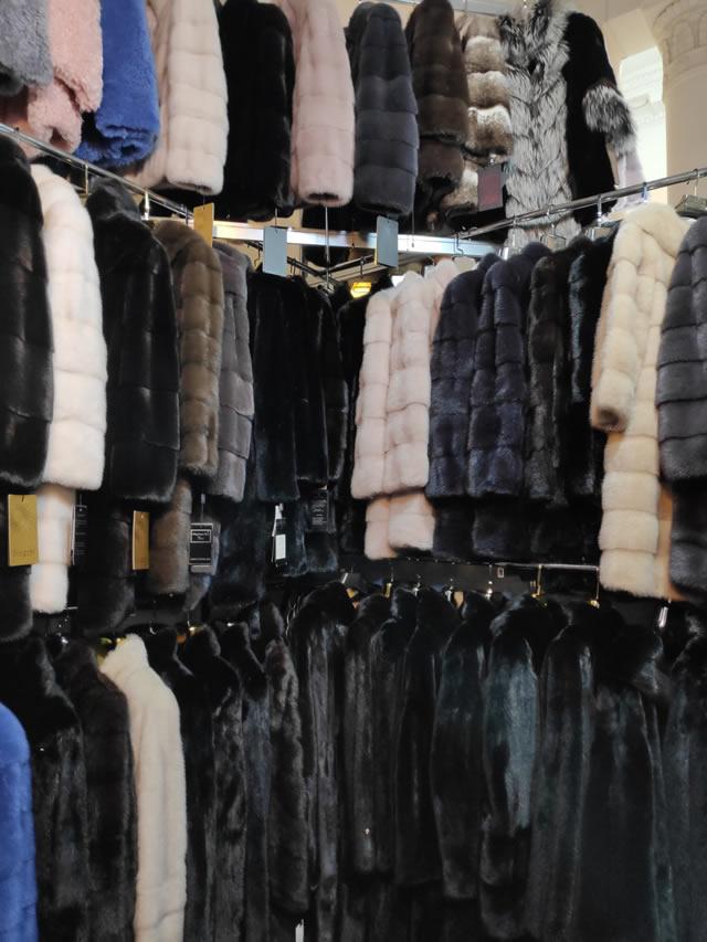 Купить шубу из норки недорого в Киеве