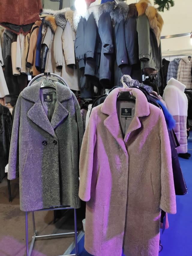 Купить мутоновое пальто в Киеве на ярмарке меха