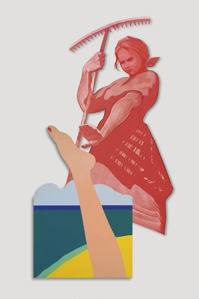 С 4 по 20 сентября галерее Portal11 пройдет выставка украинского поп-арта