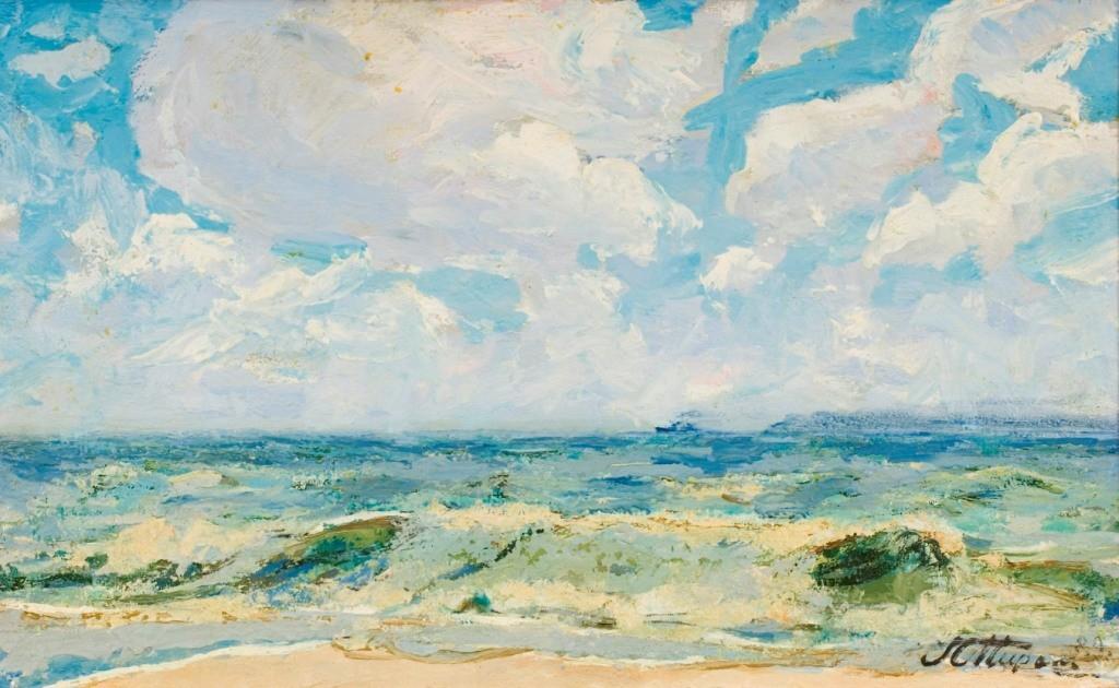 Мірошниченко Море 1989
