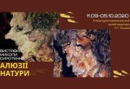 """С 11 сентября по 5 октября в Музее П.Г. Тычины пройдет выставка Николая Сиротенко """"Алюзии натуры"""""""