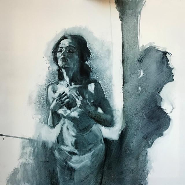 Выставка живописи Дмитрия Чауса