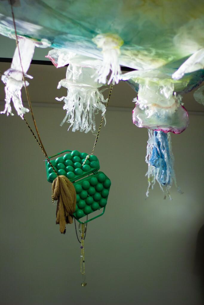 С 17 августа по 8 сентября в художественной галерее Block A Gallery проходит выставка Ильи Исупова и Катерины Берловой «Спи, Илюша, спи»